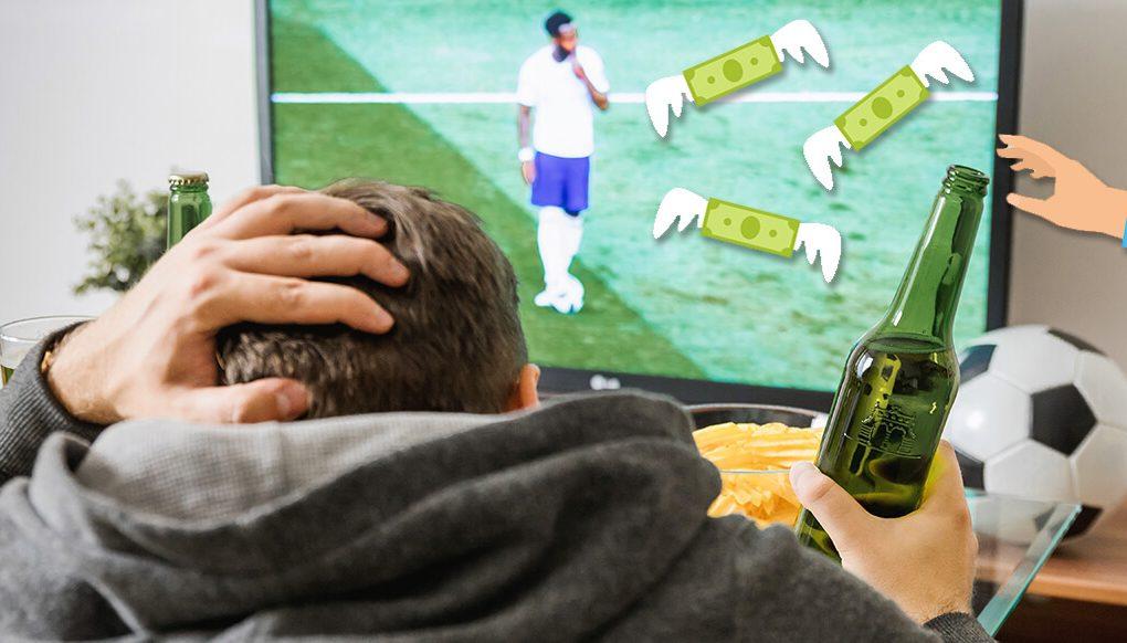 sports betting career